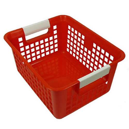 Red Book Basket