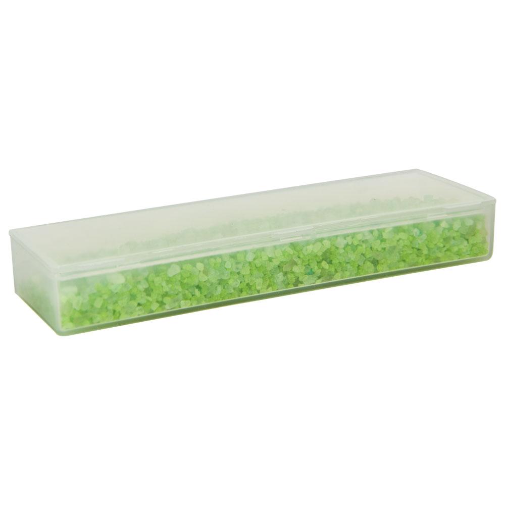 """23 Dram Translucent Flex-A-Top Box - 5.61"""" L x 2.28"""" W x 0.82"""" H"""