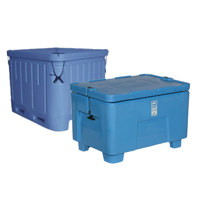 Polar® Insulated Chest Style Containers