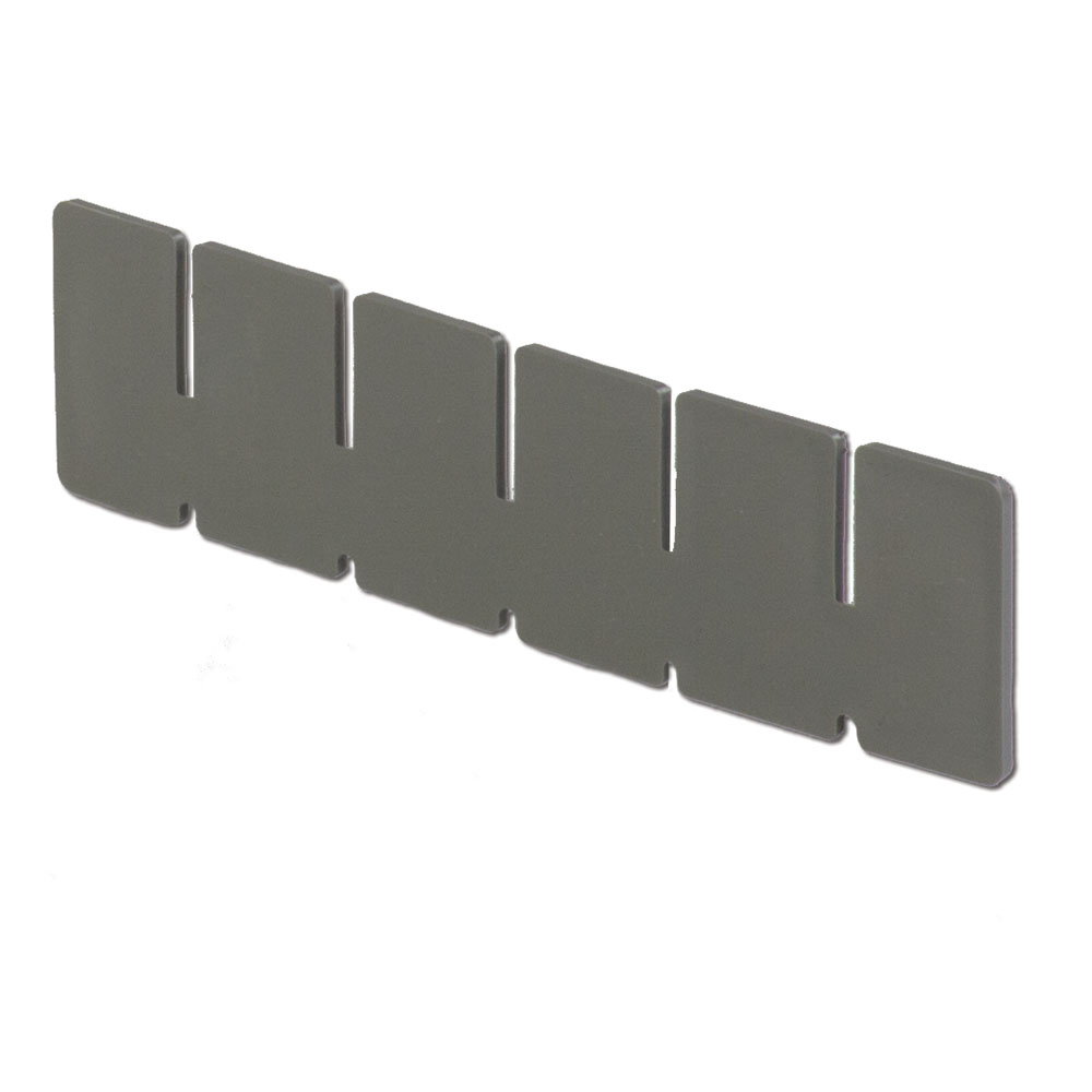 """Short Dividers for 10-7/8"""" L x 8-1/4"""" W x 2-1/2"""" Hgt. Divider Boxes"""