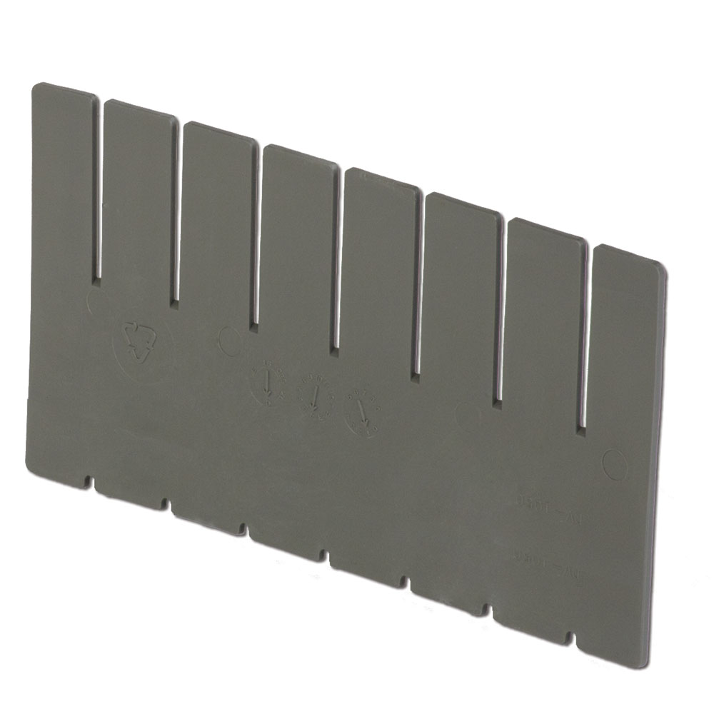 """Short Dividers for 16-1/2"""" L x 10-7/8"""" W x 8"""" Hgt. Divider Boxes"""