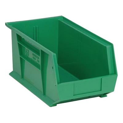 "Green Quantum® Ultra Series Stack & Hang Bin - 14-3/4"" L x 5-1/2"" W x 5"" Hgt."