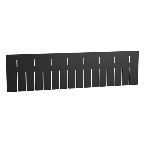"Akro-Grid Long Dividers for 22-3/8"" L x 17-3/8"" W x 6"" H Bins"