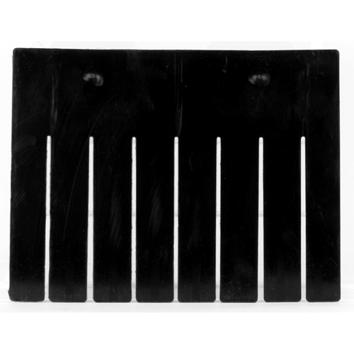 """Akro-Grid Short Dividers for 16-1/2"""" L x 10-7/8"""" W x 8"""" Hgt. Bins"""