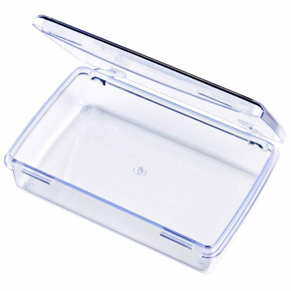 """Diamondback Box with 1 Compartment - 4-1/2"""" L x 2-11/16"""" W x 1"""" H"""