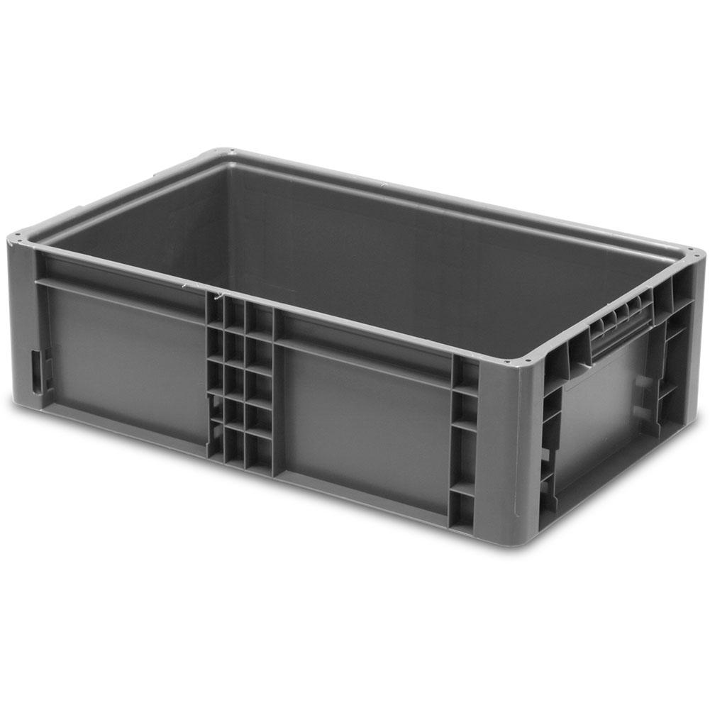 """24"""" L x 15"""" W x 7-1/2"""" Hgt. Schaefer NewStac Reusable Container"""