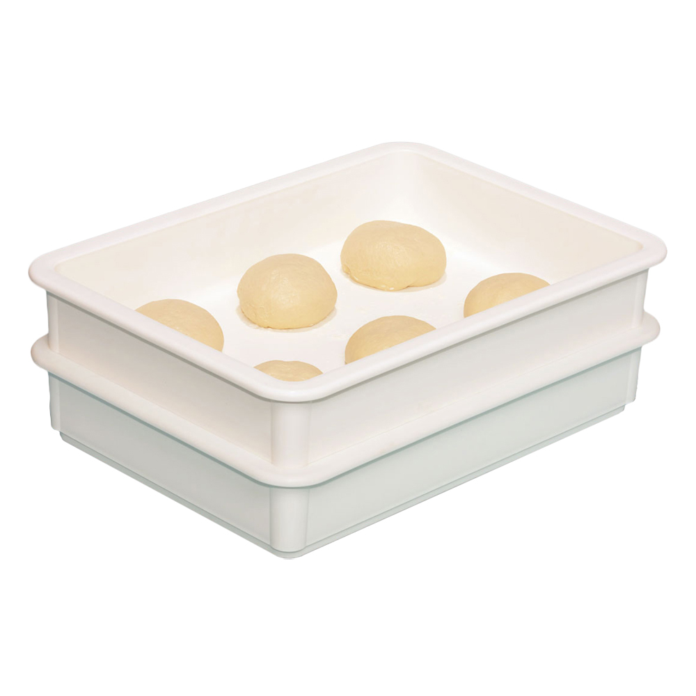 Artisan Dough Tray & Lid