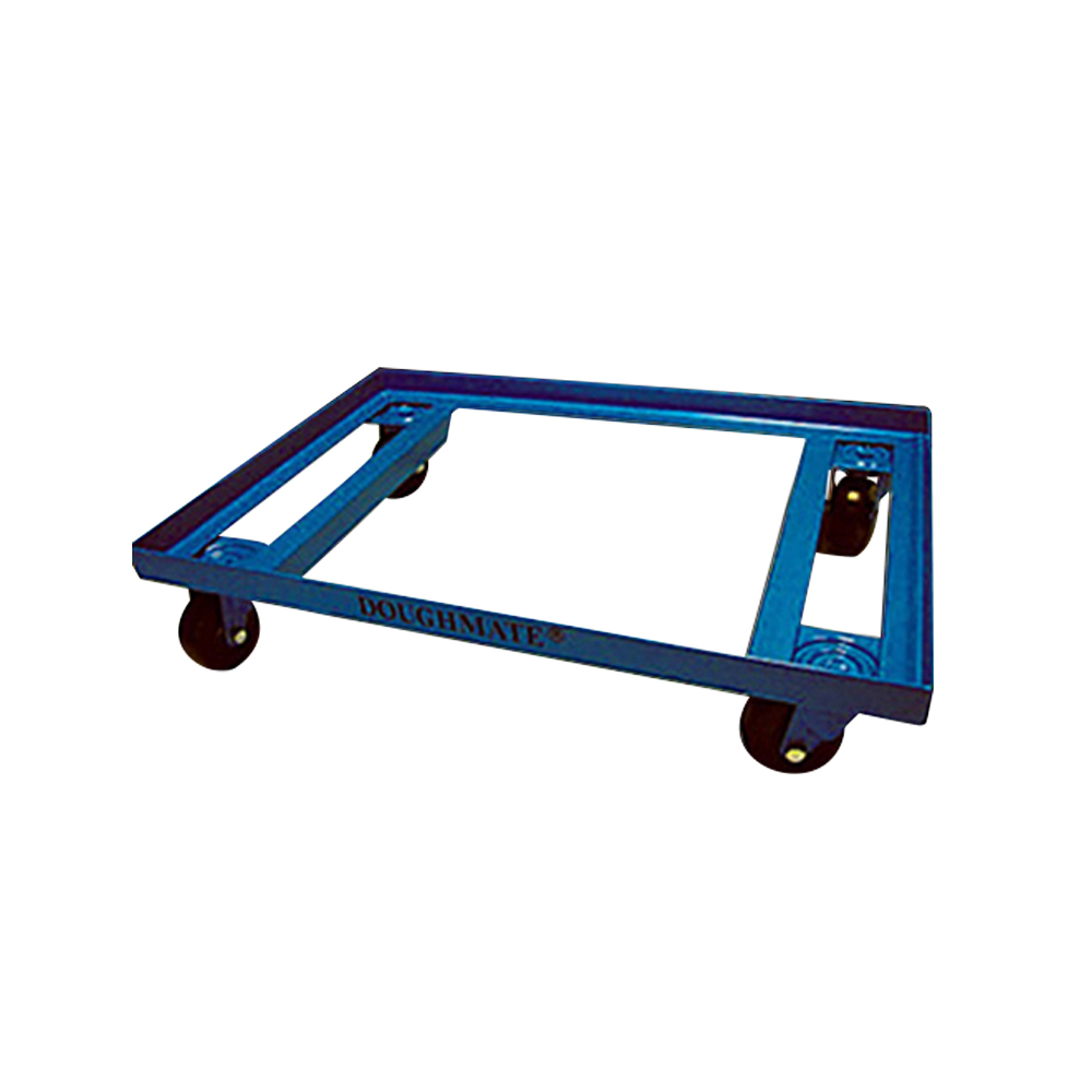 "17"" L x 25"" W All-Steel Dough Tray Dolly"