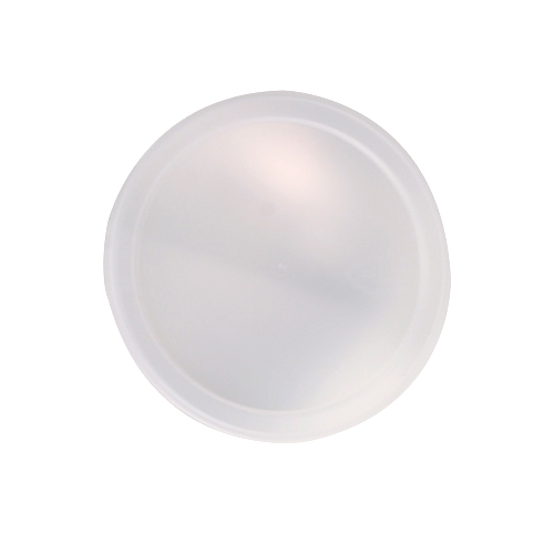 "6"" Diameter LDPE Lid for the 66309 Container"