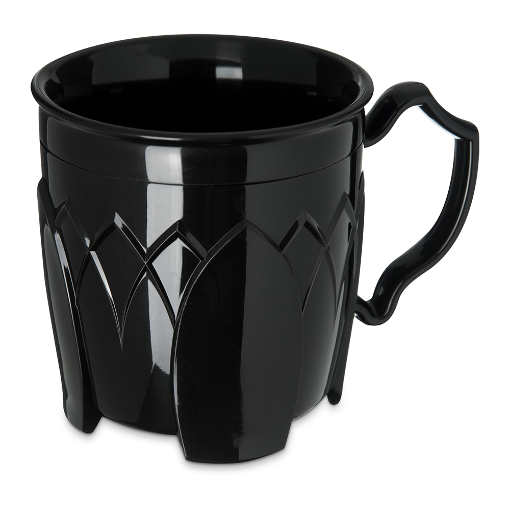 8 oz. Dinex® Onyx Fenwick Insulated Mug (Lid Sold Separately)