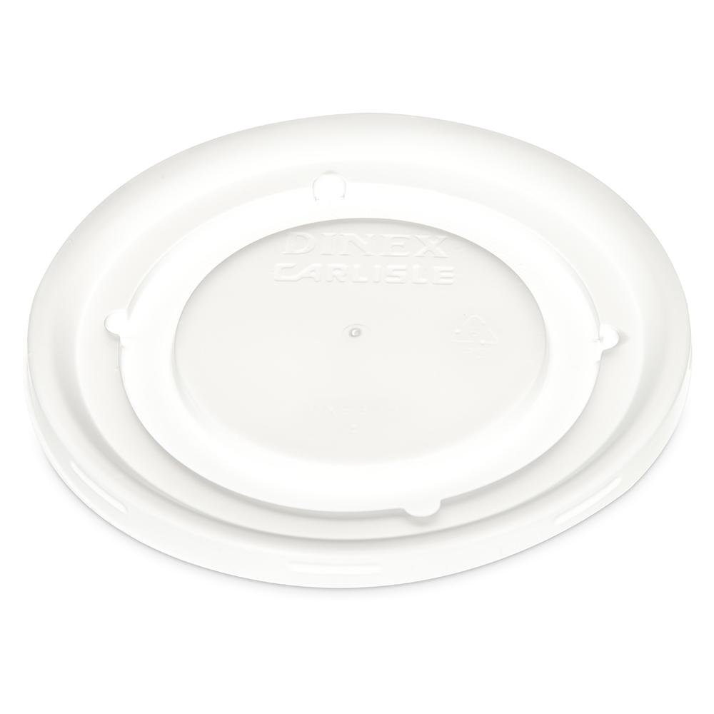 Dinex® Translucent Lid for 9 oz. Dinex® Fenwick Soup Bowl