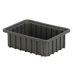 "10-7/8"" L x 8-1/4"" W x 3-1/2"" Hgt. Gray Divider Box"
