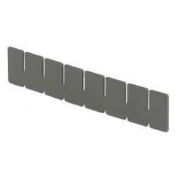 "Long Divider for 10-7/8"" L x 8-1/4"" W x 2-1/2"" Hgt. & Short Divider for 16-1/2"" L x 10-7/8"" W x 2-1/2"" Hgt. Divider Boxes"
