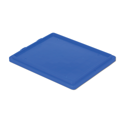 """Dark Blue Cover for 24"""" L x 20"""" W Stack-N-Nest ® Container"""