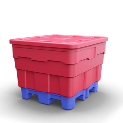 Meese Sanitary Bulk Containers
