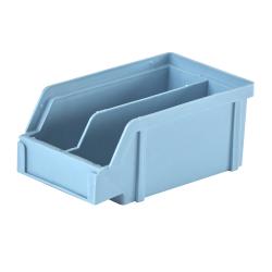 LEWISBins+® Blue Plastibox Bins