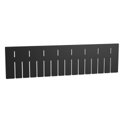 "Akro-Grid Long Dividers for 22-3/8"" L x 17-3/8"" W x 6"" Hgt. Bins"