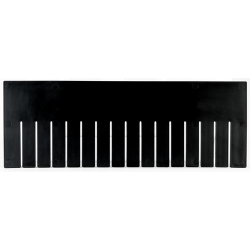 "Akro-Grid Long Dividers for 22-3/8"" L x 17-3/8"" W x 8"" H Bins"