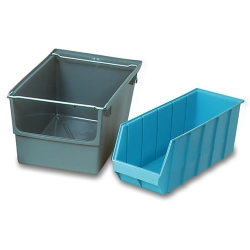 LEWISBins+ Heavy Duty Shelf Bins