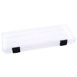 "Tuff Tainer® 12"" x 4"" x 1-1/16"" Open Compartment Box"
