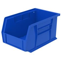 "9-1/4""L x 6""W x 5""H OD Blue Storage Bin"