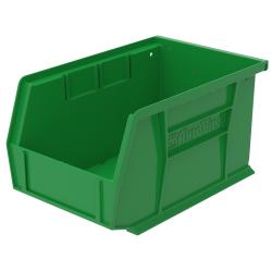 "9-1/4"" L x 6"" W x 5"" Hgt. OD Green Storage Bin"