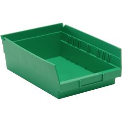 "Green Quantum® Economy Shelf Bin - 11-5/8"" L x 8-3/8"" W x 4"" Hgt."