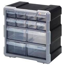 12 Drawers Cabinet