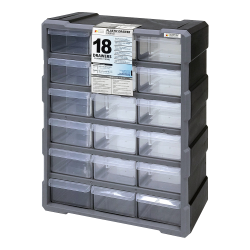 18 Drawers Cabinet