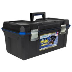 "22"" Zerust® Tool Box with Steel Latch & Tray"