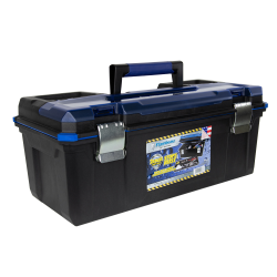 "26"" Zerust® Tool Box with Steel Latch & Tray"