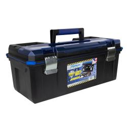 "26"" Zerust® Tool Box with Steel Latch & Tray"