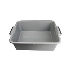 Gray Holding Pan 20-1/4