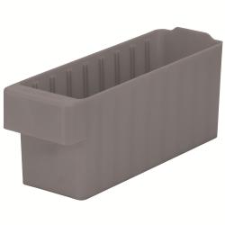 "11-5/8"" L x 3-1/4"" W x 4-5/8"" Hgt. Gray AkroDrawer® Storage Drawer"