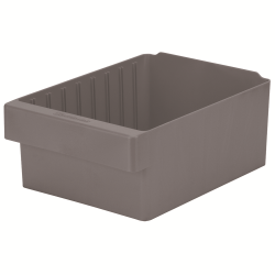 "11-5/8"" L x 8-3/8"" W x 4-5/8"" Hgt. Gray AkroDrawer® Storage Drawers"