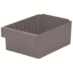 "11-5/8"" L x 8-3/8"" W x 4-5/8"" Hgt. Gray AkroDrawer® Storage Drawers"