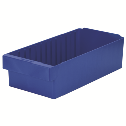 "17-5/8"" L x 8-3/8"" W x 4-5/8"" Hgt. Blue AkroDrawer® Storage Drawers"