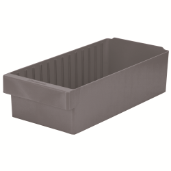 "17-5/8"" L x 8-3/8"" W x 4-5/8"" Hgt. Gray AkroDrawer® Storage Drawers"