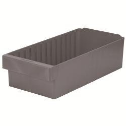"17-5/8"" L x 8-3/8"" W x 4-5/8"" Hgt. Gray AkroDrawer® Storage Drawers"