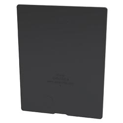 "Black Dividers for 3-1/4"" W AkroDrawer® Storage Drawers - Pack of 6"