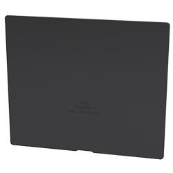 "Black Dividers for 5-5/8"" W AkroDrawer® Storage Drawers - Pack of 6"