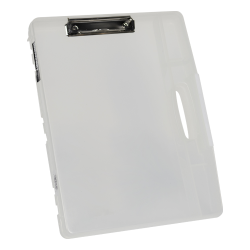 Natural LetterCase with Clip - 14-1/4
