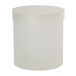 Clear Roundabout Container with Lid