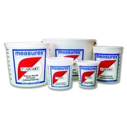 Measurex® Containers & Lids
