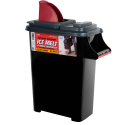 4 Gallon Ice Melt Holder for up to 20 lb bags