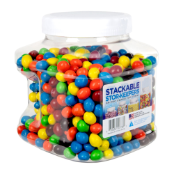 80 oz. Stackable Stor-Keeper Container & Lid
