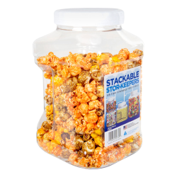 128 oz. Stackable Stor-Keeper Container & Lid