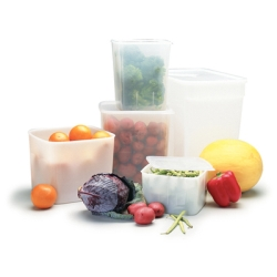 StorPlus™ Polypropylene Space-Saver Storage Containers