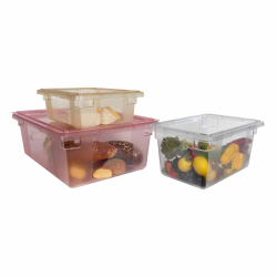StorPlus™ Color-Coded Food Storage Boxes