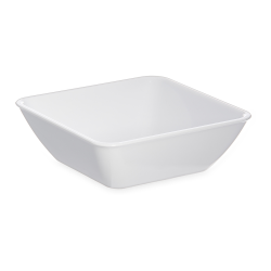 6 oz. Dinex® Square Bowl (Lid Sold Separately)